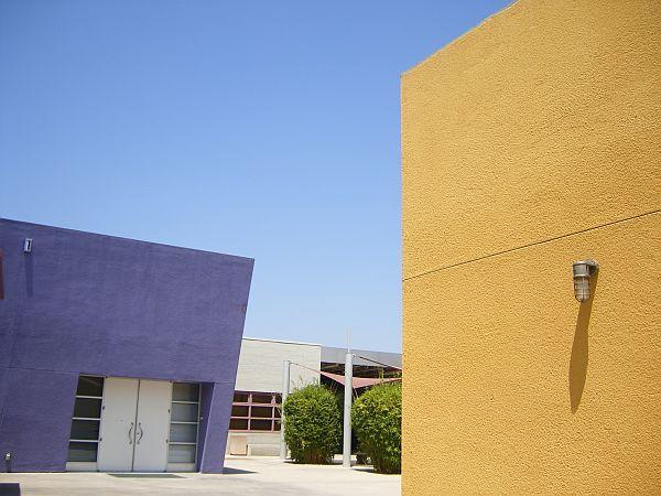 csun art building