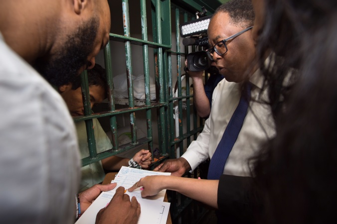 Did You Know You Can Vote From Jail? County Inmates Didn't