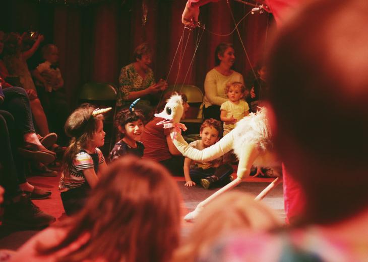 Bob Baker Marionette Theater Moves To Highland Park
