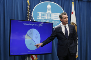 Gov. Newsom Just Proposed A $222 Billion State Budget. Here's What It Says About California