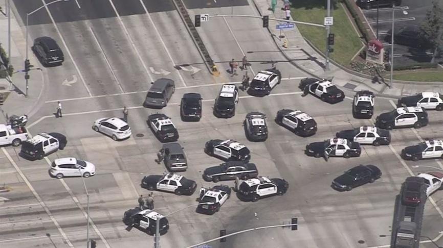 Shots Fired Inside Kaiser Permanente Medical Center In Downey