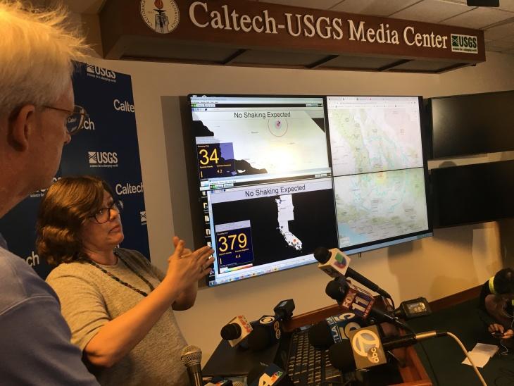 Hey ShakeAlertLA: Where's The Earthquake Alert App For The