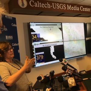 Hey ShakeAlertLA: Where's The Earthquake Alert App For The Rest Of SoCal?