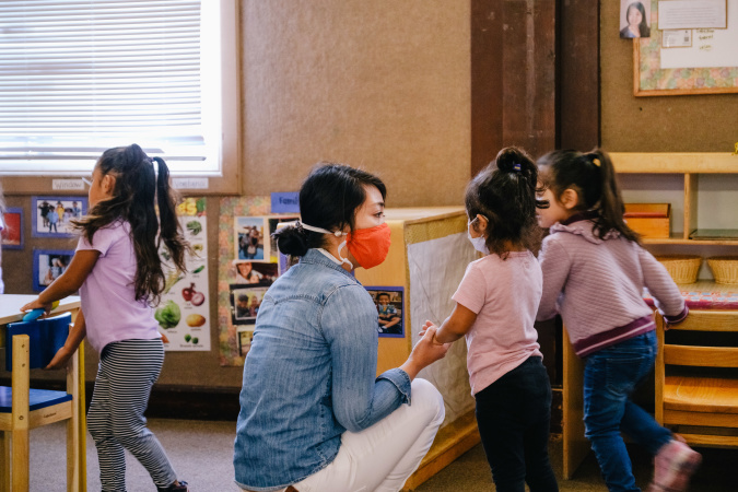 A 10-Year Plan For Early Childhood In California With Uncertain Next Steps
