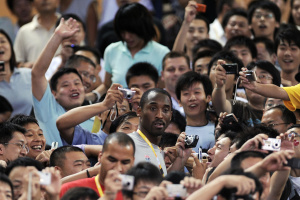 Why Chinese Fans Loved Kobe Bryant So Much