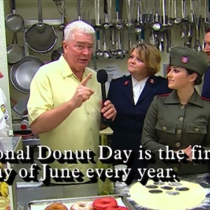 Video: When Huell Howser Investigated The History Of 'National Doughnut Day'
