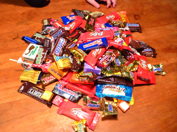 LAist's Ultimate Halloween Candy Ranker Quiz