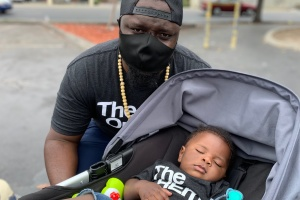 This Father's Day, Hear From These Black Dads Who Are Hoping For A Better Future For Their Sons