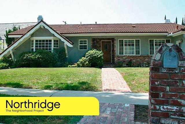northridge ranch house