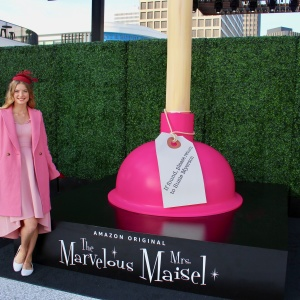 Why 16-Foot-Tall Plungers Are Taking Over LA's Malls