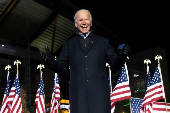 Biden Wins Presidency, According To AP, Edging Trump In Turbulent Race
