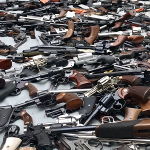 LAPD Seized 1,000 Guns From A Home In Holmby Hills. So What Happens To Those Guns?