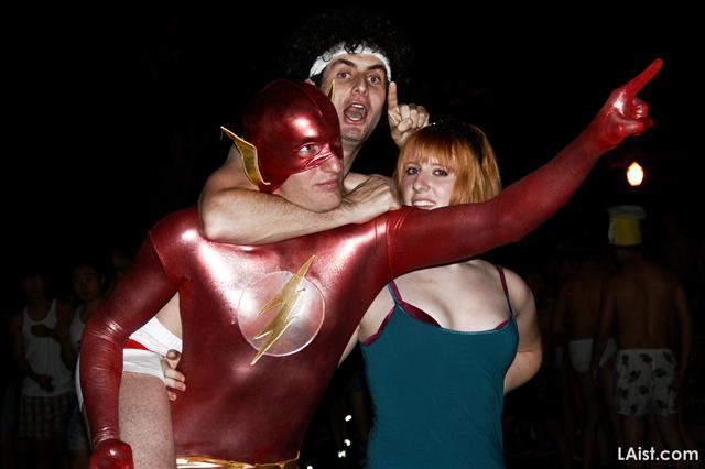 Los Angeles Flash Gordon