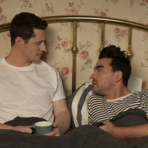 Sitcom 'Schitt's Creek's' Explores A Small Town Without Homophobia