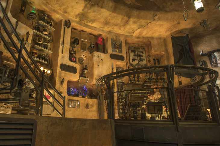The LAist Guide To Star Wars: Galaxy's Edge At Disneyland: LAist