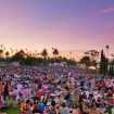 How LA Started Watching Movies In Hollywood Forever Cemetery