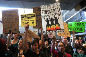 Four Years Ago Today, Trump's 'Muslim Ban' Wreaked Havoc At LAX. Biden Has Rescinded It. What's Next?