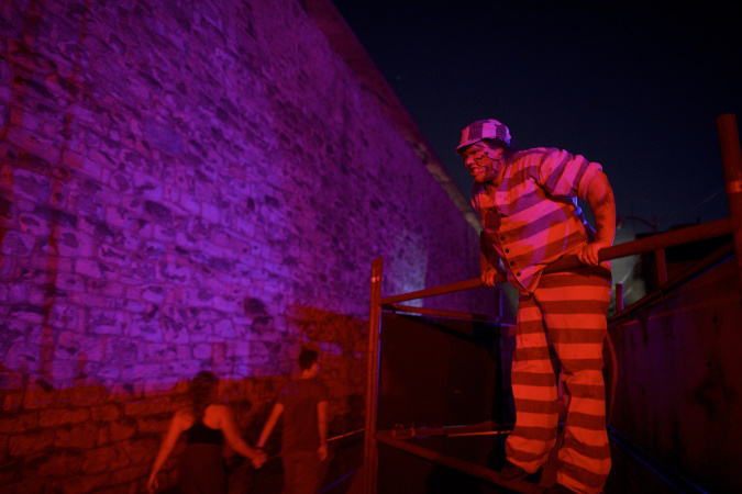 7 Of LA's Most Immersive And Intense Halloween Haunts