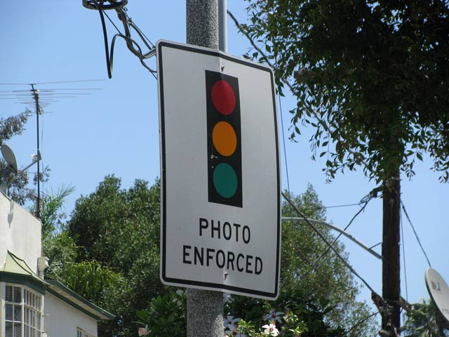 Glendale S Red Light Camera Program Is A Victim Of Its Own