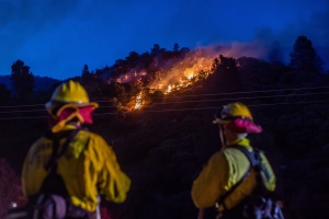 Lake Fire: What We Know So Far About The Wildfire Burning Near Lake Hughes