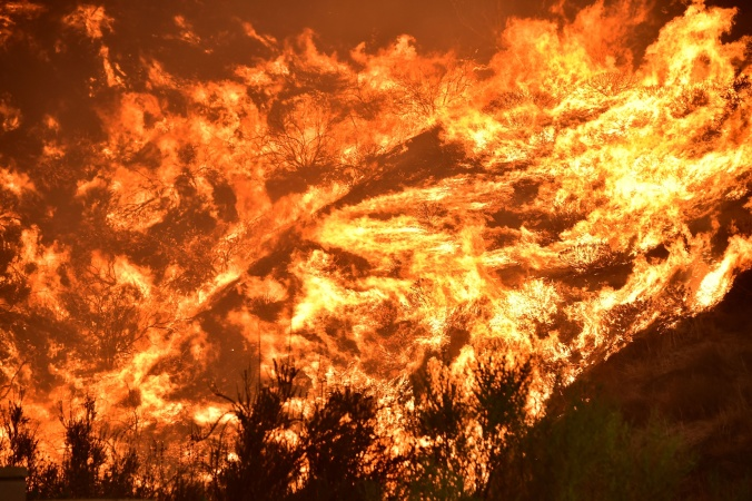 From Inferno To Hope, But It's Too Early To Declare Victory Over Holy Fire