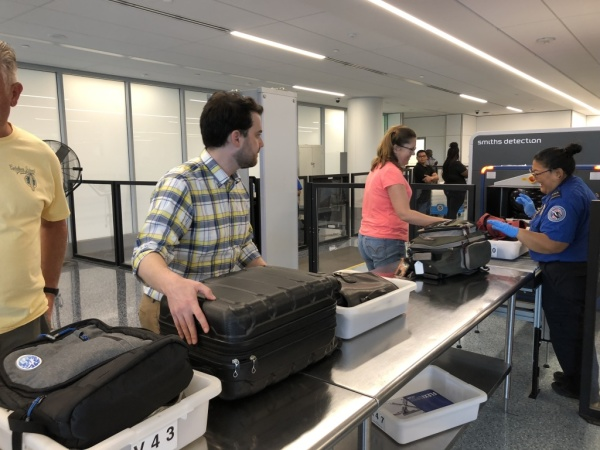 You May Not Have To Take The Laptop Out Of Your Bag At LAX For (Too) Much Longer