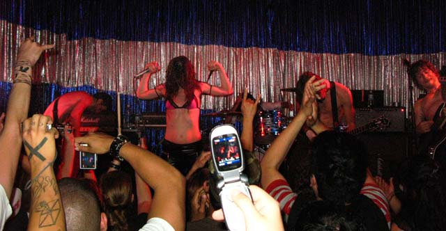 Juliette Lewis and the Licks at Spaceland