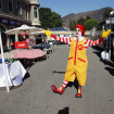 Ronald McDonald Staying In Until This Whole Clown Thing Blows Over