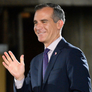Mayor Garcetti Says He Won't Be Running For Governor Of California
