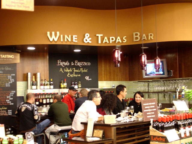 Whole Foods Wine & Tapas Bar