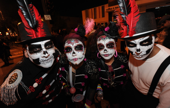 All The Best LA Halloween Parties Happening This Pre-Halloween Weekend