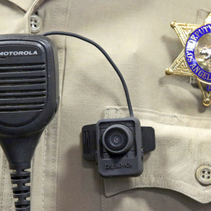 How LA's Sheriff Plans To Deploy Body Cameras For A Lot Less Money