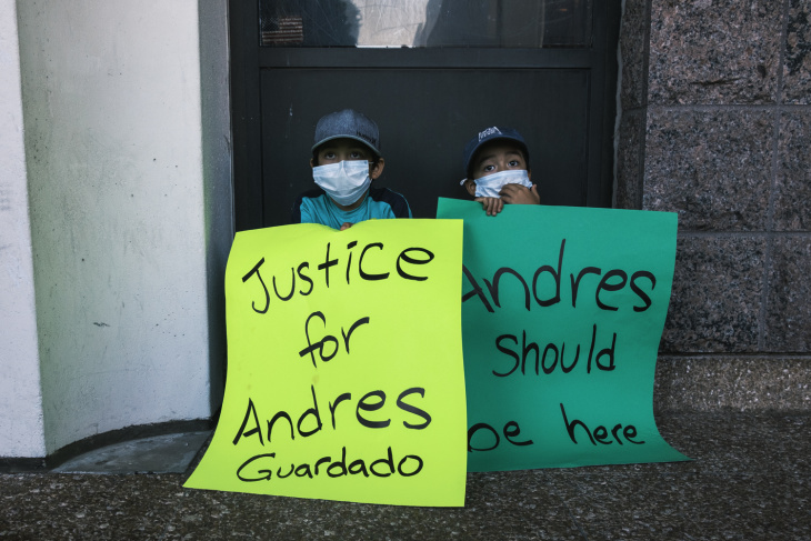 Independent Andrés Guardado Autopsy Shows He Was Shot 5 Times In The Back