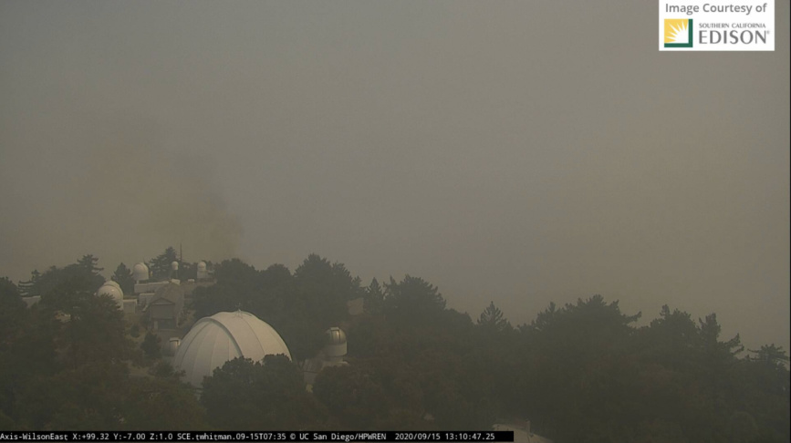 What We'll Lose If The Mt. Wilson Observatory Burns thumbnail