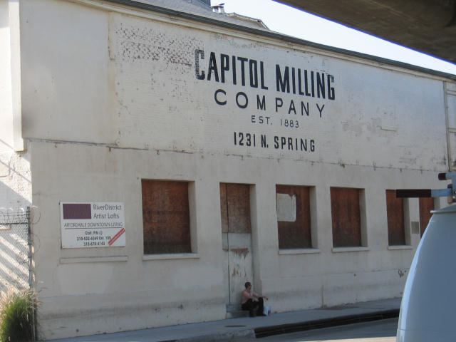 From flour mills to lofts, Capitol Milling is the representation of