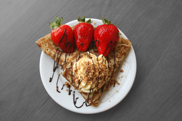 Where To Find The Best Crepes In La Laist