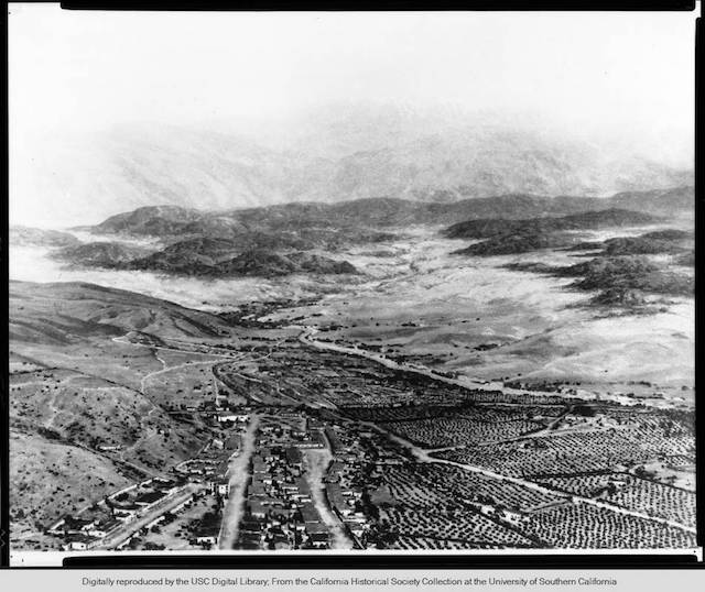 A_model_of_Sonora_Town_the_first_plaza_area_in_Los_Angeles_as_it_appeared_in_1850_ca1931.jpg
