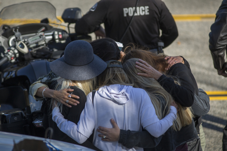 How You Can Help And How To Cope After The Thousand Oaks Mass