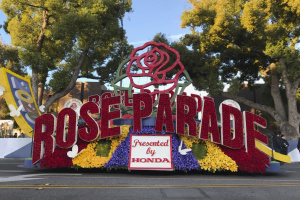 Highlights And Winners From The 2020 Rose Parade
