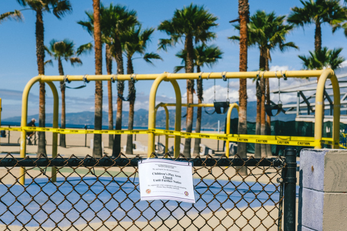 SoCal Playgrounds Are Reopening -- Here's Where