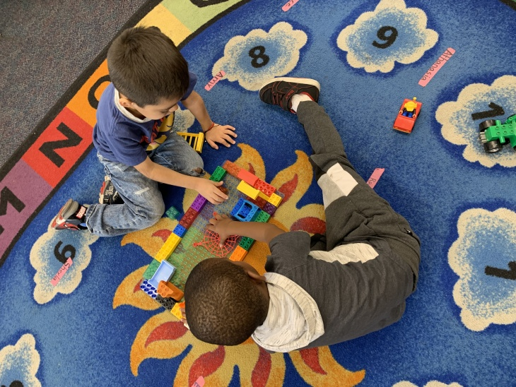 When It Comes To Picking An LA Preschool, Focus On Feelings And Language : LAist