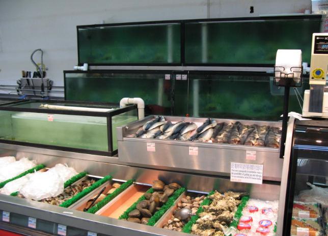 HK seafood