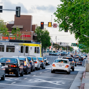The Expo Line Will Get More Green Lights At Intersections -- Cars, You'll Have To Wait