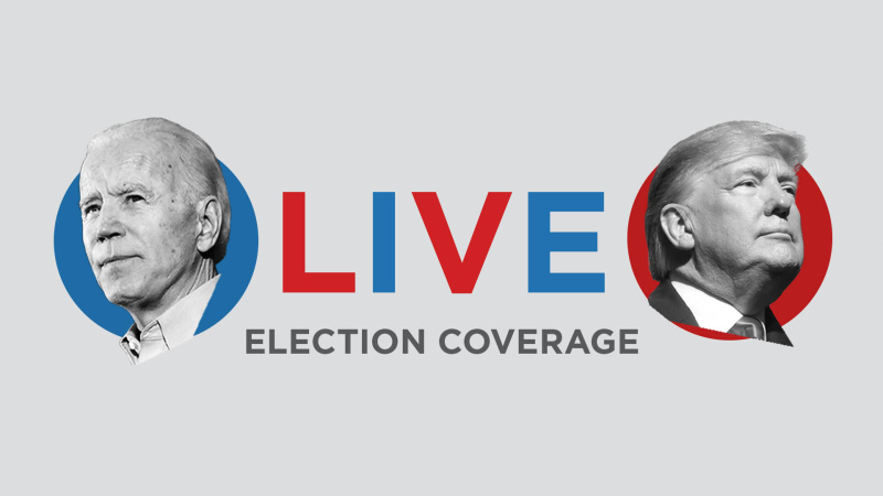 Live National Results: US President