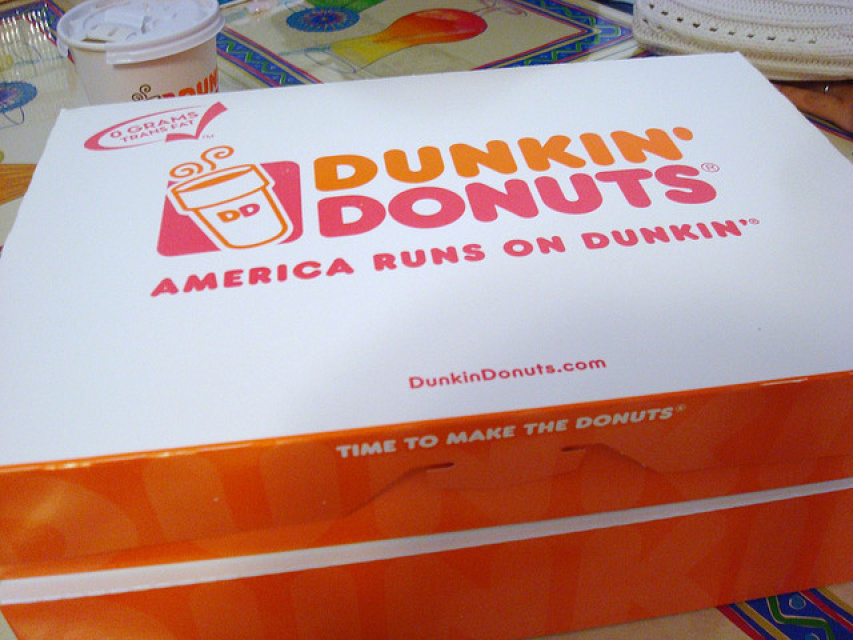 Dunkin U0026 39  Donuts Opens In Barstow  Next Up  Los Angeles  Laist