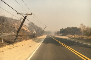 New Technology May Prevent Wildfires Caused By Power Lines