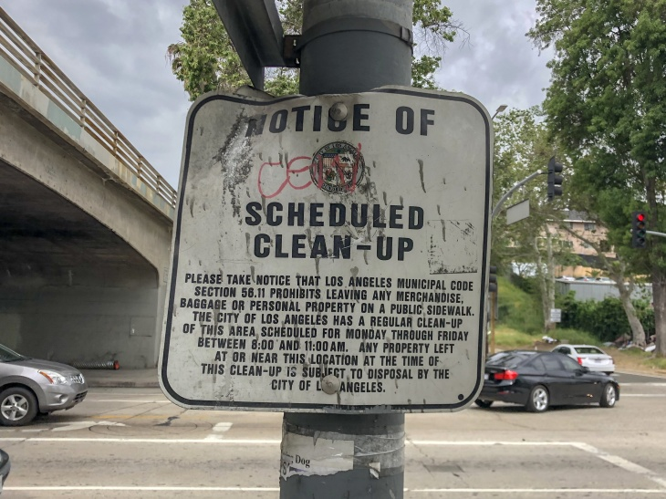 LA Will Spend $30M This Year On Homeless Sweeps  Do They