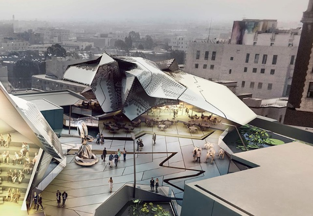 New Downtown Museum Will Focus On The Art of Los Angeles: LAist