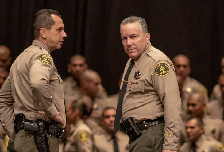 LA Sheriff Villanueva Is Working On A Policy To Tackle Deputy Clique Violence. How Far Will He Go?