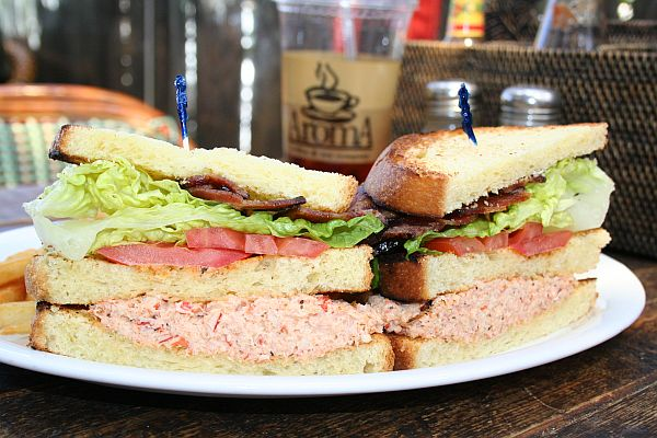 The sandwich that started all the trouble